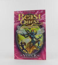 Beast Quest 36 il mondo del caos VESPICK La regine delle vespe ADAM BLADE