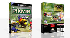 - Pikmin Replacement Spare Case + Box Art Work Only