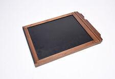 shenhao 8*10 Black Walnut Wooden Film Holder Usa Made For linhof Sina Toyo