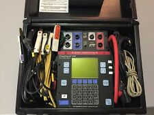 POWERMETRIX POWERMATE 330 POWER SYSTEM ANALYZER DSP TESTER