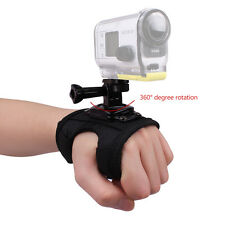 360Rotate Glove-style Wrist Strap L for Sony Action Cam HDR-AS15/20/AS30V/AS100V