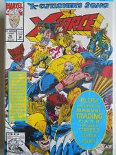 X-FORCE n°16 1992 ed. Marvel Comics [SA1]