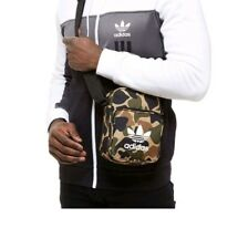 Adidas Originals Sahara Camo Small Item Shoulder Man Messenger Bag One Size:
