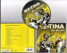 CD PICTURE 14 TITRES IKE & TINA TURNER FUN, FUN, FUN DE 2008 TBE