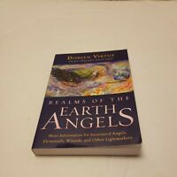 Realms Of The Earth Angels: More Information ... by Virtue PhD, Doreen Paperback
