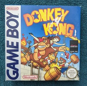 Donkey Kong for Nintendo Gameboy Boxed Complete
