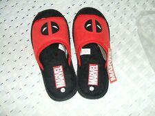 DeadPool Marvel   slides, slippies  size  small  brand  new