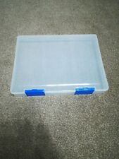 Fishing tackle box pole float winders, fishing lures, tool box, art and crafts