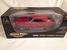 Ertl   American Muscle  Elite Edition   1969 Dodge Charger Daytona     1/18