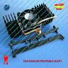 Fancooler for Pentium 2 slot 1 one Fan, Disipador calor (1 Pz)