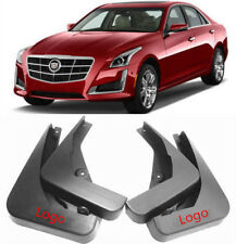 Genuine OEM Set Splash Guards Mud Guards Mud Flaps FOR 2014-2017 CADILLAC CTS