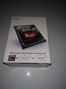 AMD A10-6700 Richland Quad-Core 3.7 GHz Socket FM2 65W AD6700OKHLBOX Desktop...