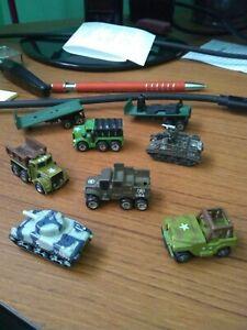 micro machines military vehicles lot