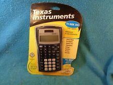NOS 2006 Texas Instruments TI-30X IIS Calculator Solar Battery 2 Line Display