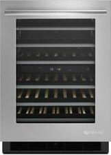 "Jenn-Air Euro-Style 24"" Ss Under Counter Wine Refrigerator Juw24Frers"