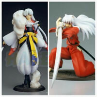 Anime Inuyasha Sesshoumaru 1/8 PVC Action Figure Toy 23cm Decoration No Box