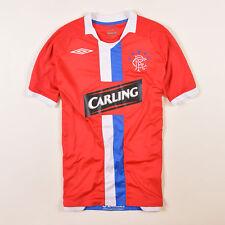 Umbro Herren Trikot Jersey Gr.S Glasgow Rangers FC Rot, 43223