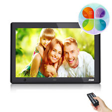 10 inch Digital Picture Frame with Motion Sensor Photo Music Video Calendar HD