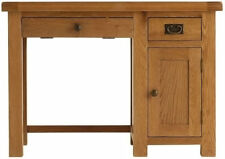Oak Desks & Computer Furniture without Assembly Required