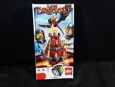 LEGO LAVA DRAGON  #3838 DICE GAME (MIB)