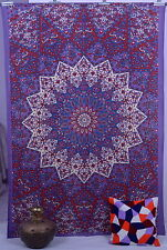 Indian Star Hippie Hippy Psychedelic Wall Hanging Mandala Tapestry Throw Ethnic