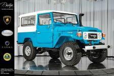 1980 Toyota Land Cruiser FJ43