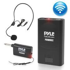 PYLE-PRO PDWM92 Professional VHF Headset Microphone w/Beltpack Transmitter,