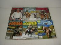 Lot of 6 Assorted Western Magazines 2014 to 2018