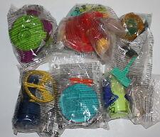McDonald's MC DONALD'S HAPPY MEAL - 2011 Giochi Scientifici Serie completa IMBUS