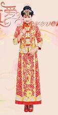 Chinese wedding dress QiPao Kwa cheongsam 45 Special Traditional Quan Kwa