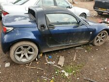 Breaking smart roadster