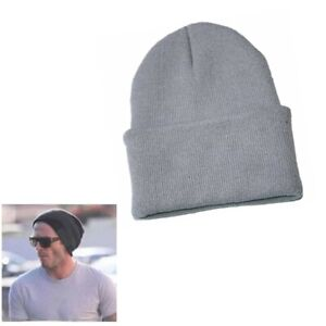 Thermal Warm Beanie Slouchy Cap Hat Ski Men Women