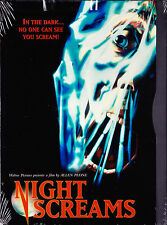 Night Screams, (DVD, Unrated Directors Cut, 2000) New Sealed