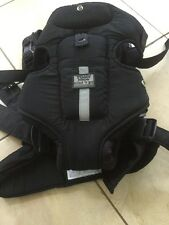 Tomy Freestyle Premier  Click And Go Baby Carrier Extra Padding And Head Rest