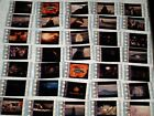 Lot of 70 Godzilla 2000 ToHo unmounted 35mm film cells, King of the Monsters