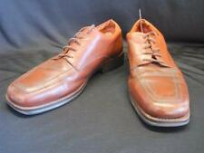 Nice Pair of Brown Leather Clarks US Size 12 M Mens Lace Up Shoes