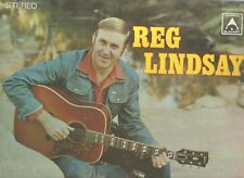 "REG LINDSAY, AUSTRALIA'S KING OF THE ROAD, OZ COUNTRY 12""x33rpm LP RECORD ALBUM"