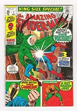 AMAZING SPIDER-MAN KING-SIZE SPECIAL 7 (NM+)NEW VULTURE (FREE SHIPPING)*