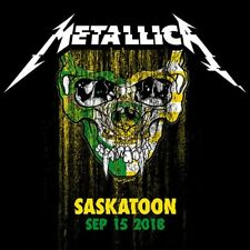 METALLICA / World Wired Tour / LIVE / Sasktel Centre - Saskatoon, Sep. 15, 2018