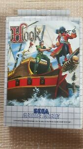 Sega Game Gear Spiel Hook komplett