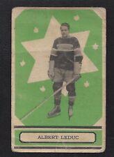 1933 OPC V304A #46 Albert Leduc, Vintage Montreal Canadiens NHL Hockey 1933-34