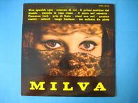 """MILVA """"Milva"""" LP ORIGINALE CETRA - quasi PERFETTO!"""