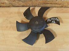 Nissan Almera N16 Ventilator  Lüfter 2  (12)