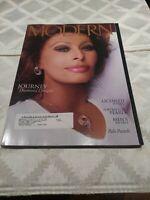 Modern Jeweler Magazine June 2006 Sophia Loren