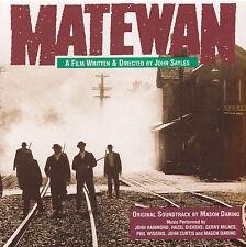 MATEWAN ( John Sayles ) - CD - ORIGINAL SOUNDTRACK BY MASON DARING