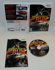 Need for Speed: The Run (Nintendo Wii, 2011)
