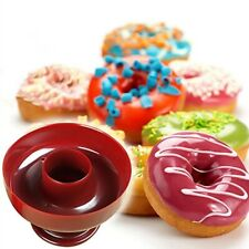 Donut Maker Cutter Mold Fondant Cake Bread Desserts Bakery Mould Tool Orderly US