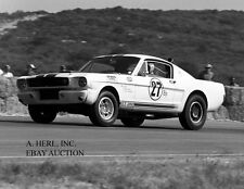 Ford Shelby GT350 R Mustang & Dick Carter –1965 winner Road America 500– photo 1
