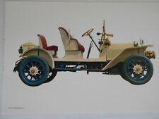 MAXWELL MOTOR CAR  - 1910