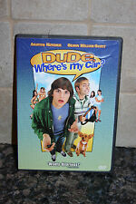 DUDE WHERE'S MY CAR DVD - BOUGHT AT TARGET
